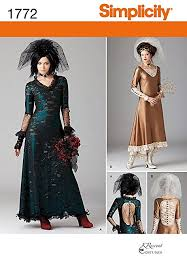 Costume Sewing Patterns Beauteous Edwardian Sewing Patterns Dresses Skirts Blouses Costumes