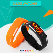 2019 Skmei <b>Lady Watch Fashion Children</b> Electronic LED Digital ...