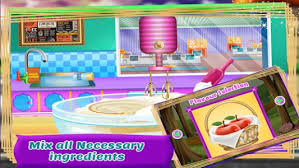 Download Bed Cake Maker Cooking Game From Myket App Store
