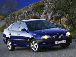 TOYOTA Avensis Liftback specs - 1997, 1998, 1999, 2000, 2001, 2002 ...