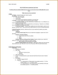 10 Apa Experimental Report Sample Proposal Letter