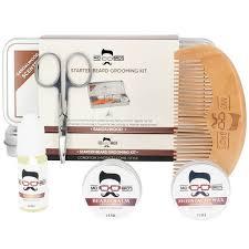 beard grooming starter gift tin 8 amazing scents