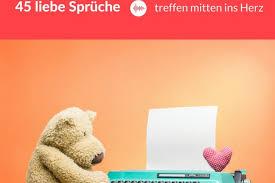 ᐅ 46 überraschend Liebe Sprüche Die Garantiert Einen Volltreffer