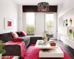 Amazing Pink Apartment Inspiration Of Best White
