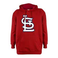 Louis Pullover Fleece Cardinals Men's Hoodie Stitches St