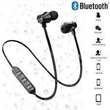 Tai Nghe Nhét Tai Bluetooth Không Dây Chống Nước Có Mic Cho Iphone 7  Samsung