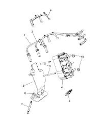 2008 jeep wrangler 3 8 l ignition coil plug wire diagram jeep cj5 v6 wiring