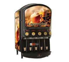 Hot Chocolate Vending Machine Best Grindmaster PIC48 48 Flavor Hot ChocolateCappuccino Dispenser W 48