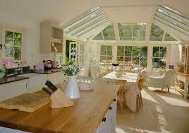 Conservatory Kitchen Ideas 7