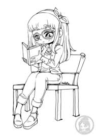 Small Picture Chibis Free Chibi Coloring Pages YamPuffs Stuff