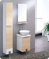 modern single bathroom vanity. 16\u201d Fresca Adour (FVN8110LT) Modern Single Sink Bathroom Vanity
