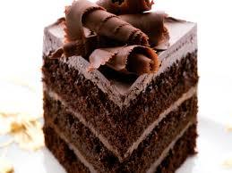 Fudgy Chocolate Layer Cake Recipe Andrew Shotts