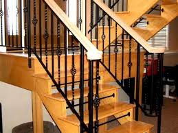 wrought iron stair railing kits.  Wrought Simple Stair Railing Kits Summit Yachtscom  Interior  Wrought Iron  Inside B