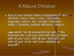 Christian Maturity Quotes Best Of Evidence Of Christian Maturity By Kwame Payne