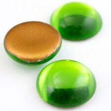 Green Jewelry Making Cabochons for sale | eBay