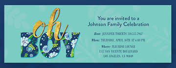 Invitations  Online At Paperless PostHow Soon Do You Send Out Baby Shower Invitations