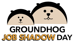 groundhog job shadow day career technical education groundhog job shadow day groundhog logo 1 02 2