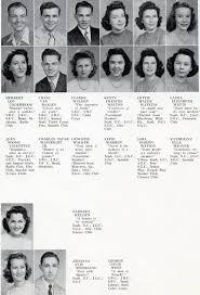 The Senior Class of Robert E Lee High School 1943, Jacksonville, Fl