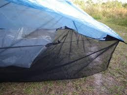 zpacks bathtub groundsheet tent floor
