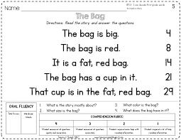 Free Printable Kindergarten Comprehensions Car Tuning Reading Math ...