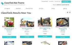 Newspaper Classified Ads Template Classified Ads Website Template
