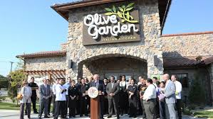 what is the ideal number of olive garden restaurants that you d like to see in the city of chicago