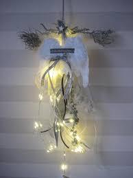 Led Fensterdeko Mit Timer Wiederverwendbarer Türkranz Batteriebetriebene Türdeko Wanddeko Weihnachtskranz Winter