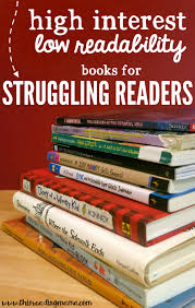 high interest low readability book list for struggling readers great if you teach kids in 3rd through 5th grades this reading mama