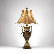 antique metal lamp shades custom lamps glass slumping of