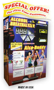 Breathalyzer Vending Machine Business Plan New AlcoBuddy Business Opportunity