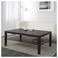 Furniture: Black Coffee Table Lovely Lack Coffee Table Black Brown 118x78  Cm Ikea - Small