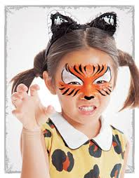 circus face painting images 1
