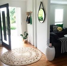 wellsuited round entry rugs best 25 rug ideas on hall runner hallway