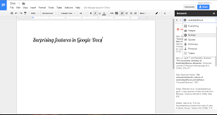 google docs tips to become a power user 29 cite scholarly articles