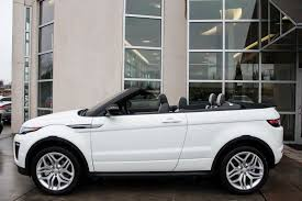 New 2018 Land Rover Range Rover Evoque SE Dynamic Convertible in ...