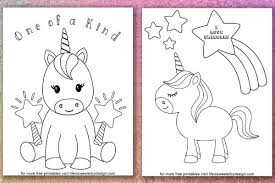 Here are a bunch of free valentines day coloring pages for you to print! Unicorn Coloring Pages Life Is Sweeter By Design