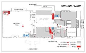 to enlarge and print ground floor plan