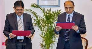 Top educationist Pradeep Kumar Joshi named UPSC chairman, Government News,  ET Government