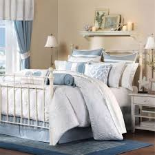 beach bedroom decorating ideas. Brilliant Decorating Coastal Bedroom Decorating Ideas Using Iron Bed  Classythemedteenagebedroomdesignideaswithwhiteironbed  And Beach Bedroom Decorating Ideas