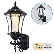 solar wall lantern outdoor wireless