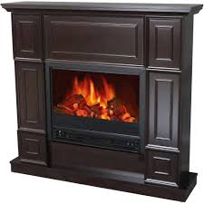 Decor Flame Electric Fireplace With 44Walmart Electric Fireplaces