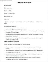 Head Basketball Coach Cover Letter Literacy Coach Cover Letter Literacy Coach Cover Letter Free