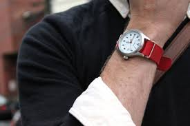 style inspiration red burgundy style guide inspiration red nato watch straps