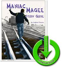 maniac magee e guide progeny press maniac magee unit study guide for literature from a christian perspective