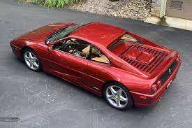 Search from 25 ferrari f355 cars for sale, including a used 1995 ferrari f355 berlinetta, a used 1996 ferrari f355 spider, and a used 1997 ferrari f355 berlinetta. 31k Mile 1998 Ferrari F355 Berlinetta F1 For Sale On Bat Auctions Sold For 69 500 On October 27 2020 Lot 38 316 Bring A Trailer