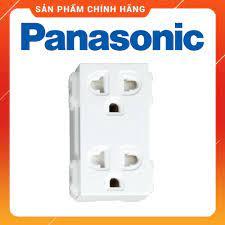 HÀNG CHÍNH HÃNG] Hạt ổ cắm điện Panasonic - Dòng WIDE