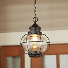 Round Outdoor Hanging Lights Hastings 1 Light Outdoor Hanging Lantern Outdoor Hanging