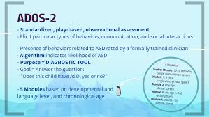 Autism Diagnostic Observation Schedule 2nd Edition By Julia