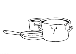 Small Picture Cooking pots and pans clipart magielinfo