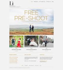 Live Imagery Wedding Website Digital Our Design Works